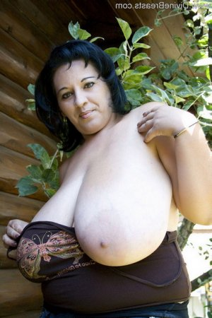 Lilie-rose incall escorts in Fairbanks